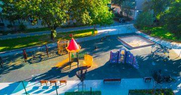 detské ihriská a fitnes parky