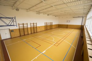 Basketbalové ihrisko