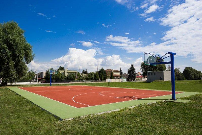 Basketbalové ihrisko - EPDM povrch - Nové Zámky - Marotrade