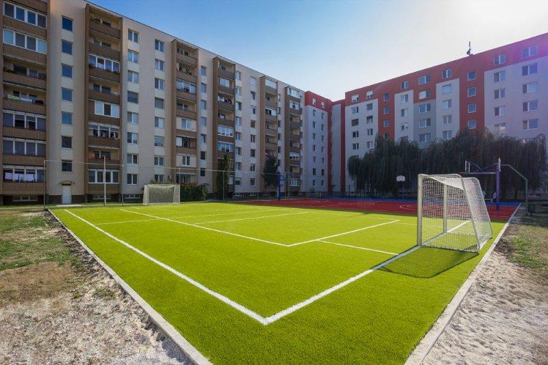 Futbalové ihrisko – umelá tráva - Galanta - Marotrade