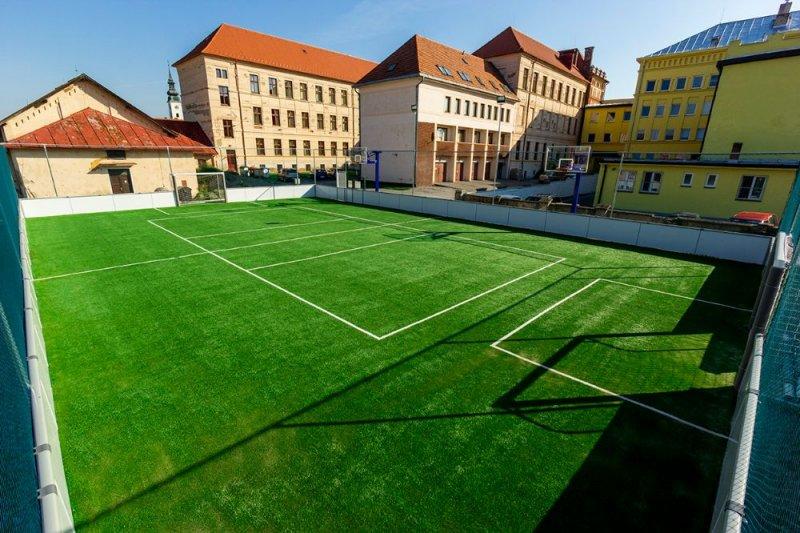 Multifunkčné ihrisko - umelá tráva - Prešov - Marotrade