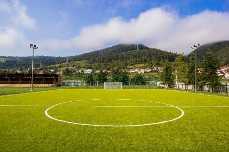 Tréningové futbalové ihrisko – umelá tráva – Černová - Marotrade