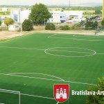 Futbalové ihrisko Petržalka | Marotrade